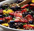 July 20 honey lime quinoa fruit salad 1