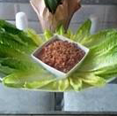 Thai Lettuce Wraps 1