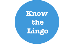 Know The Lingo Icon