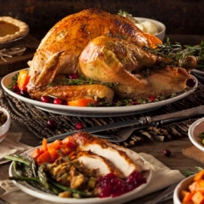 Holiday Turkey Food Safety Tips