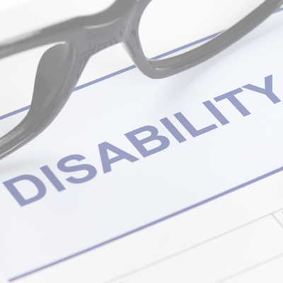 Disability - Top 10 Causes