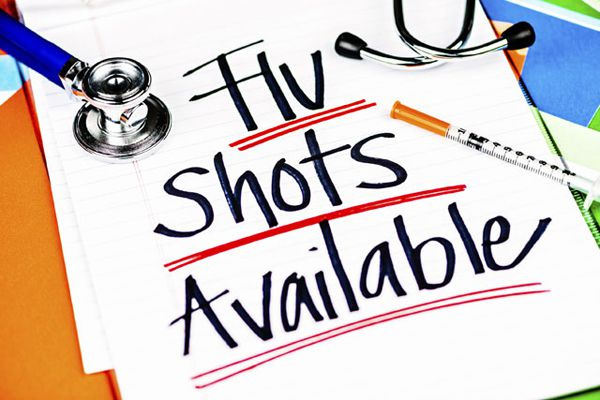 Flu Shots Available at Mohawk Locations
